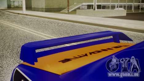 Elegy NR32 with Neon Exclusive PJ für GTA San Andreas rechten Ansicht
