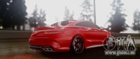 ENB Series by Yazhkin pour GTA San Andreas deuxième écran