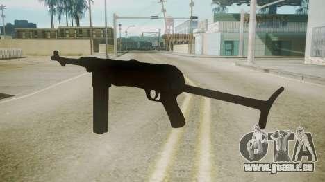 MP-40 Red Orchestra 2 Heroes of Stalingrad für GTA San Andreas zweiten Screenshot