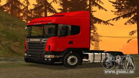 Scania R420 4x2 für GTA San Andreas