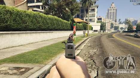 Forced First Person Aim 1.0.6 für GTA 5