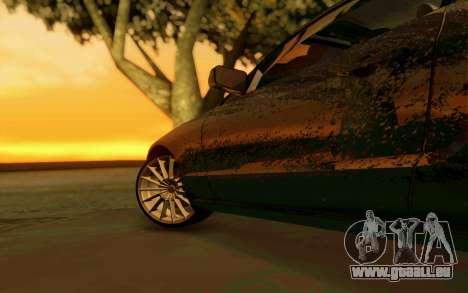 Ford Mustang GT 2005 für GTA San Andreas Motor