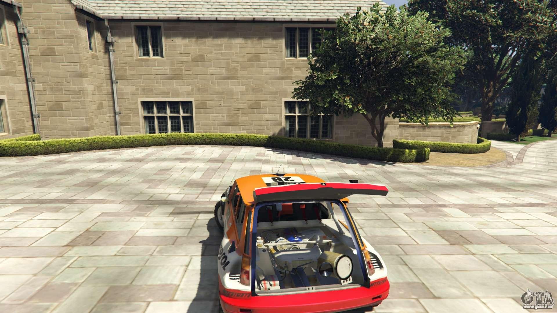 Gta 5 rallye