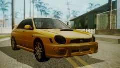 Subaru Impreza WRX GDA