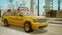 GTA 5 Declasse Granger Lifeguard