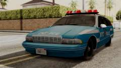 Chevy Caprice Station Wagon 1993-1996 NYPD