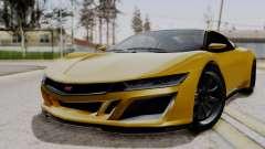 Dinka Jester Sparkle pour GTA San Andreas