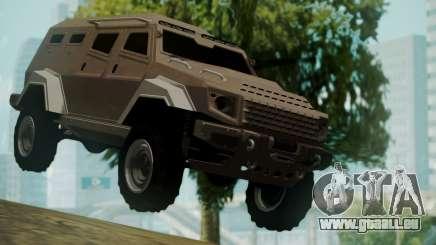 GTA 5 HVY Insurgent für GTA San Andreas