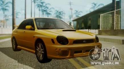 Subaru Impreza WRX GDA pour GTA San Andreas
