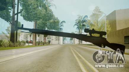 Atmosphere Sniper Rifle v4.3 pour GTA San Andreas