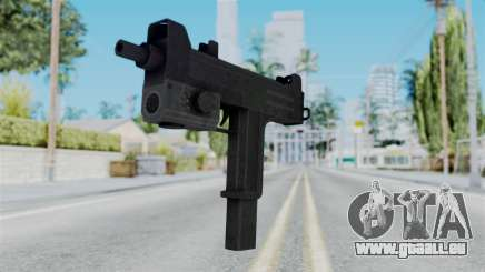 Misro SMG from RE6 pour GTA San Andreas