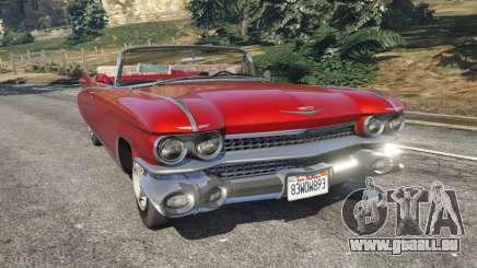 Cadillac Eldorado für GTA 5
