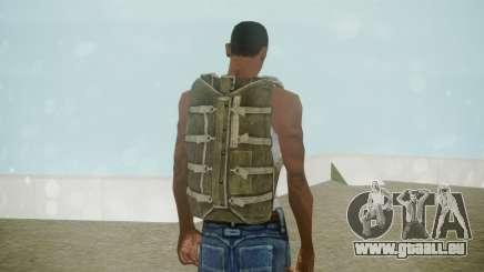 Atmosphere Parachute v4.3 pour GTA San Andreas