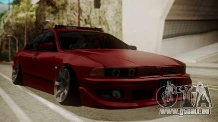 Mitsubishi Galant VR6 Stance pour GTA San Andreas