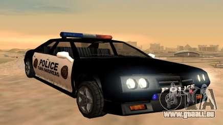Vier der Polizei Buffalo für GTA San Andreas