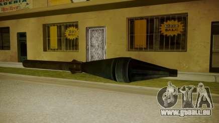 Atmosphere Missile v4.3 für GTA San Andreas