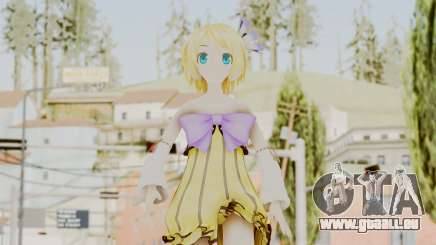 Project Diva F 2nd - Kagamine Rin Cheerful Candy pour GTA San Andreas