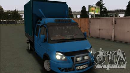 GAZelle 33023 Farmer für GTA San Andreas