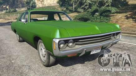 Dodge Polara 1971 v1.0 für GTA 5