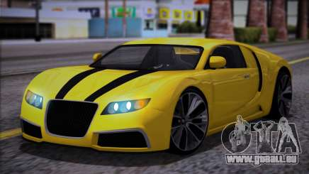 Adder from GTA 5 für GTA San Andreas