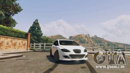 Seat Leon 2010 [BETA] v1.0 pour GTA 5