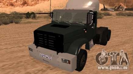 ZIL-133 05A für GTA San Andreas