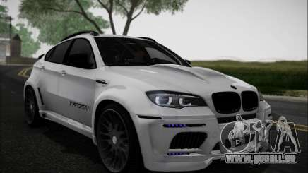 BMW X6M HAMANN Final pour GTA San Andreas