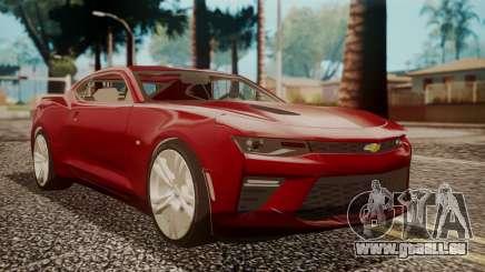 Chevrolet Camaro SS 2016 pour GTA San Andreas