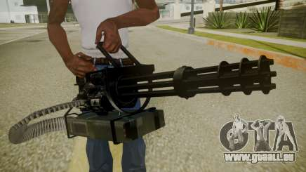 Atmosphere Minigun v4.3 pour GTA San Andreas