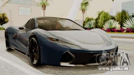 Citric Progen T20 für GTA San Andreas