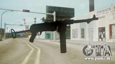 MP-40 Red Orchestra 2 Heroes of Stalingrad pour GTA San Andreas