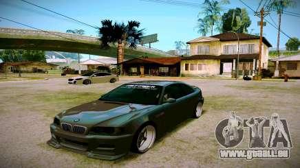BMW E46 M3 Sport für GTA San Andreas