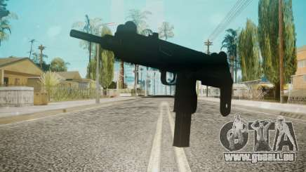 Micro SMG by EmiKiller pour GTA San Andreas