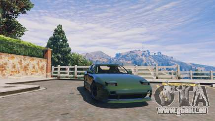 Nissan 240sx v1.0 pour GTA 5