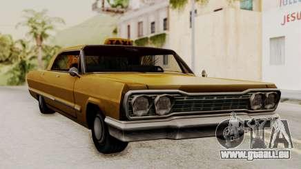 Taxi-Savanna v2 für GTA San Andreas