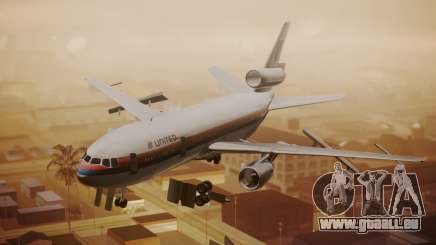 DC-10-10 United Airlines (80s Livery) für GTA San Andreas