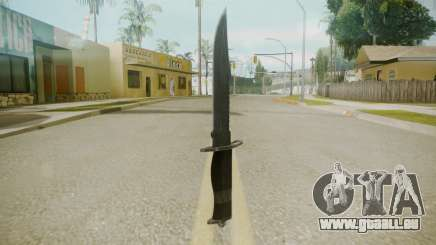 Atmosphere Knife v4.3 für GTA San Andreas