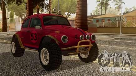 Volkswagen Beetle Baja Bug für GTA San Andreas