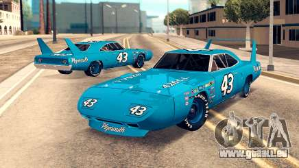 Plymouth Superbird 1943 pour GTA San Andreas