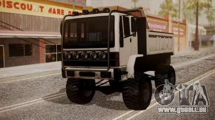DFT Monster Truck 30 pour GTA San Andreas