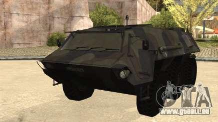 TPz 1 Fuchs Hummel für GTA San Andreas