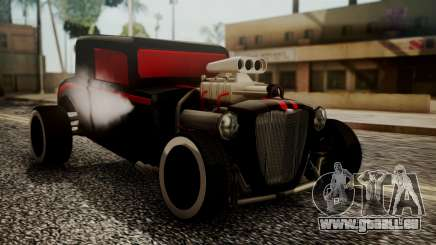 Hotknife Modificado pour GTA San Andreas
