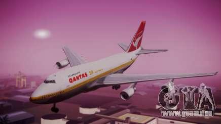 Boeing 747SP Qantas Gold pour GTA San Andreas