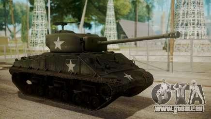 M4A3(76)W HVSS Sherman für GTA San Andreas