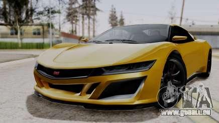 Dinka Jester Sparkle für GTA San Andreas