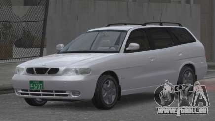 Daewoo Nubira I Spagon 1.8 DOHC 1998 für GTA 4