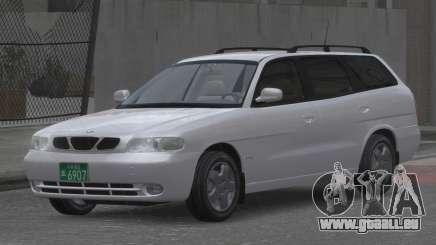 Daewoo Nubira I Spagon 1.8 DOHC 1998 pour GTA 4