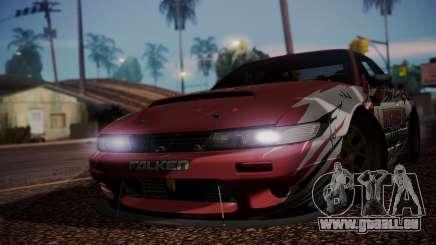 Nissan 240SX D.Yoshihara für GTA San Andreas