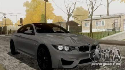 BMW M4 F82 für GTA San Andreas