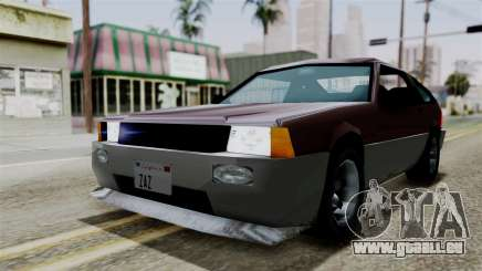 Blista Compact from Vice City Stories für GTA San Andreas